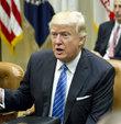 Trump iş dünyası liderleriyle görüştü