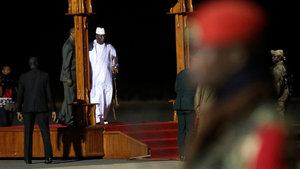 Gambiya'nın eski devlet başkanı Jammeh'ten son vurgun