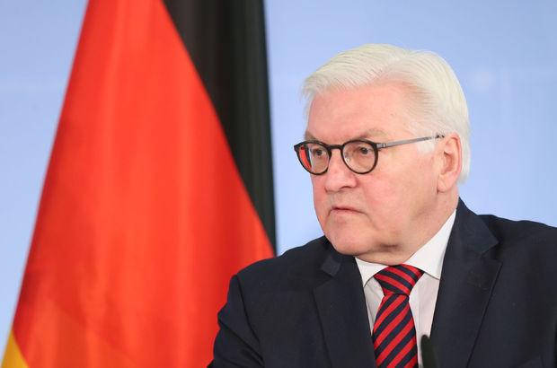 Almanya Dışişleri Bakanı Frank-Walter Steinmeier: Askeri konular ele alınacak