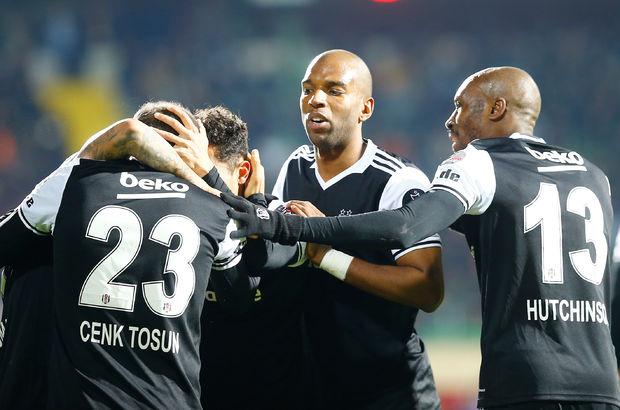 Alanyaspor: 1 - Beşiktaş: 4 | MAÇ SONUCU