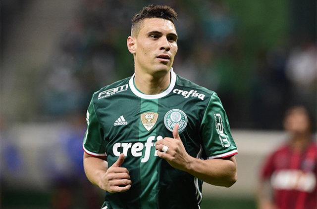 Fenerbahçe'ye 10 numara için 2 aday: Internacional'den Anderson ve Palmeiras'tan Moises Lima...
