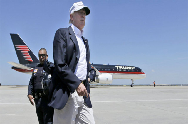 Donald Trump'ın özel uçağı, Trump Force One