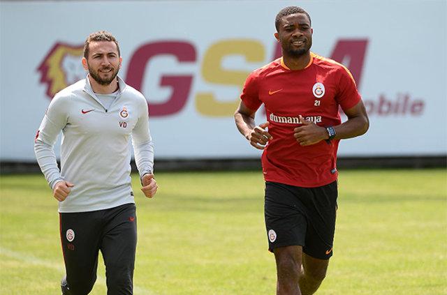 Galatasaray'da Aurelien Chedjou nasıl affedildi?