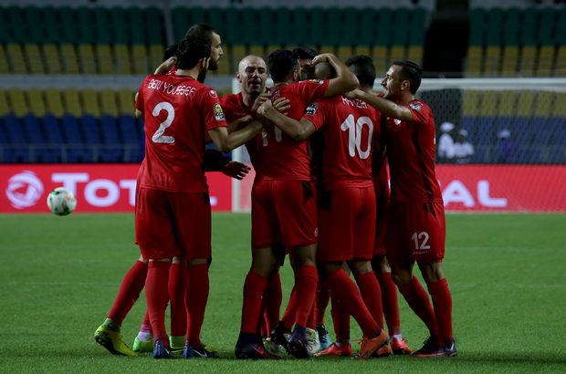 Tunus ve Senegal çeyrek finalde!