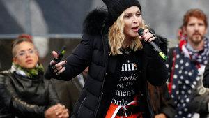 Gizli Servis Madonna'nın peşinde!