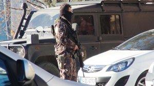 Ceylanpınar'da eylem hazırlığındaki 5 terörist yakalandı