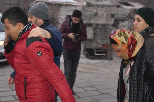 Konya'da anne ve oğlu uyuşturucu operasyonunda yakalandı