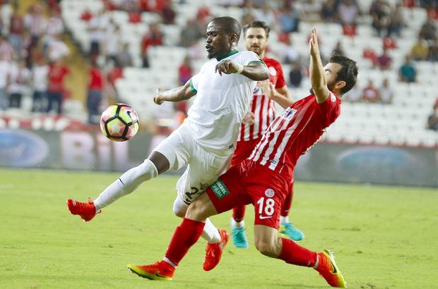 Kayserispor'a 2 yıllık N'guemo imzası