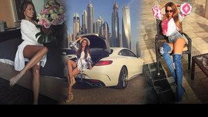 Rus modellerden Dubai'deki otel yöneticilerini kızdıran pozlar