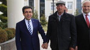 Şehit Ömer Halisdemir'in babası konuştu