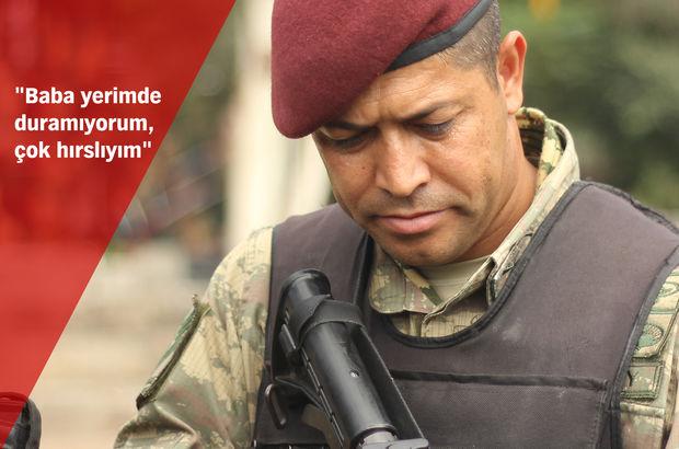 Şehit Ömer Halisdemir'den babasına: Baba ben yerimde duramıyorum, çok hırslıyım