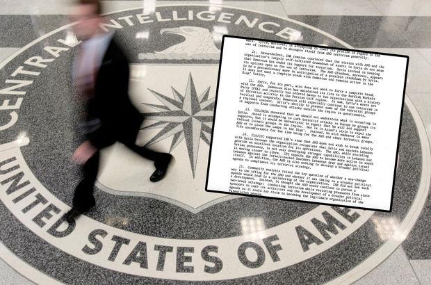 CIA raporlarından PKK ve ASALA çıktı!