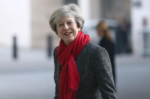 İngiltere Başbakanı May, Türkiye'ye geliyor