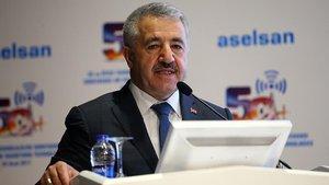 Bakan Arslan, ASELSAN'ın konferansında önemli açıklamalarda bulundu