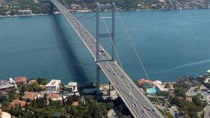 Köprü ve otoyollardan geçen yıl 1,2 milyar lira geldi