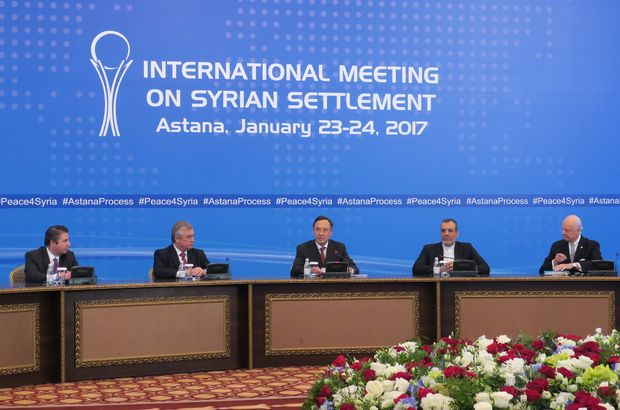 Astana'dan ortak açıklama çıktı: Kriz askeri yöntemlerle çözülemez
