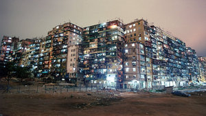 Kanunsuzların şehri: Kowloon Walled City