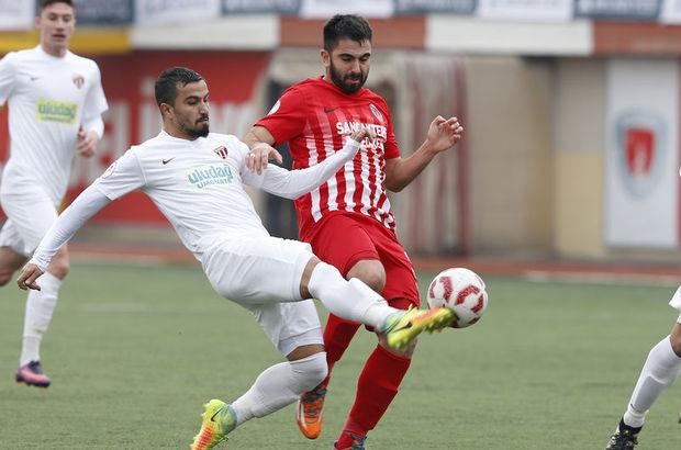 Sancaktepe Belediyespor: 0 - İnegölspor: 0