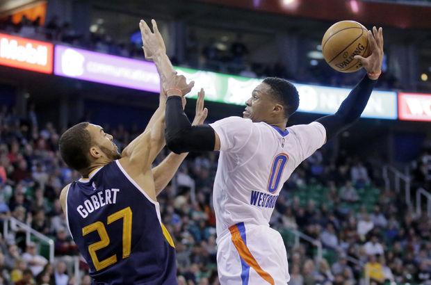 Westbrook, Celtics efsanesi Bird'ü yakaladı