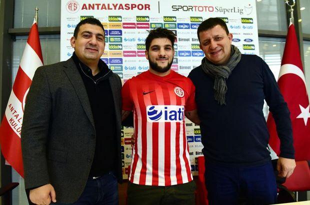 El Kabir Antalyaspor'da