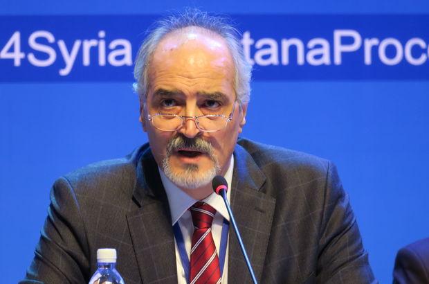 Suriye rejimi BM Temsilcisi: Astana görüşmeleri bir başarı