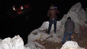 Zonguldak'ta bir kişi denize atlayıp kayboldu
