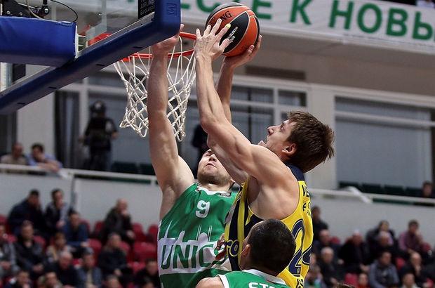 UNICS Kazan: 81 - Fenerbahçe: 86