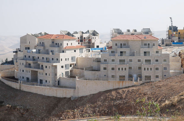 Filistin'den İsrail'in yeni konut kararına tepki