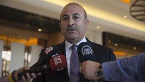 Dışişleri Bakanı Çavuşoğlu: Biz her zaman siyasi çözümden yana olduk