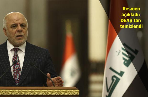Irak Başbakanı İbadi: Trump'dan söz aldık