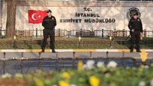 İstanbul Emniyet Müdürlüğünde yeni atamalar yapıldı