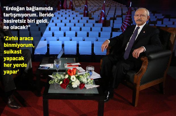 Kemal Kılıçdaroğlu: Kişiye endeksli düzenleme felakete götürür