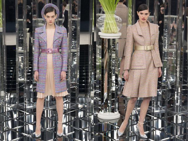 Chanel İlkbahar/Yaz 2017 Couture koleksiyonu