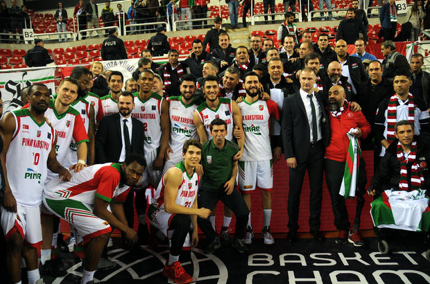 Kataja: 73 - Pınar Karşıyaka: 83