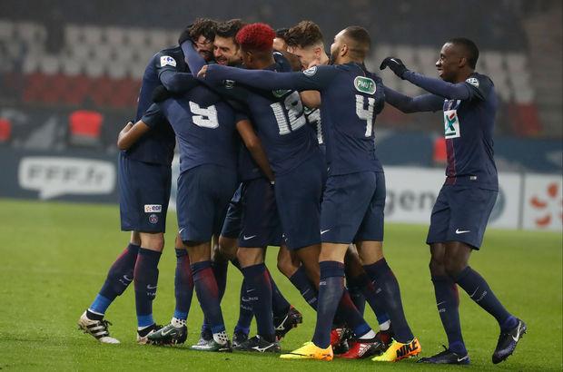 Bordeaux: 1 - PSG: 4