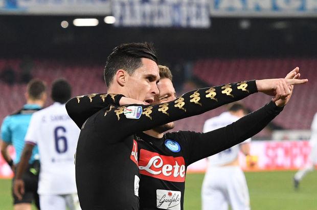 Napoli: 1 - Fiorentina: 0