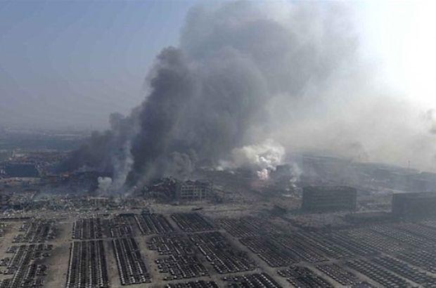 Çin'de havai fişek deposunda patlama: 6 ölü