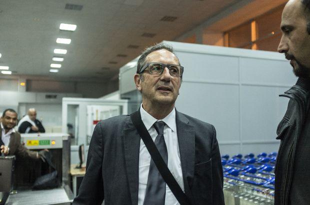 Cezayir'de Leeskens istifa etti