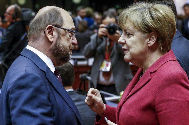 Eski AP Başkanı Merkel'e rakip oluyor!