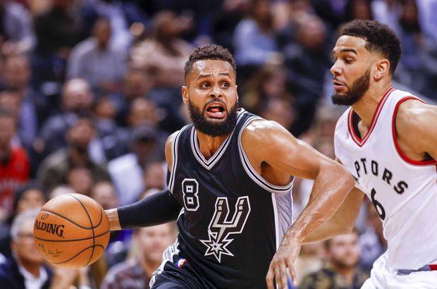 San Antonio Spurs'un galibiyet serisi sürüyor