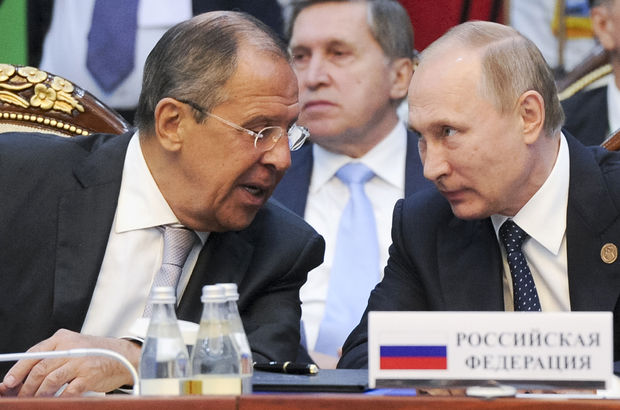 Rusya'dan kritik Suriye hamlesi!