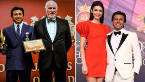 Melekleri Türkiye'ye getirdi, iş dünyasının Oscar'ını kaptı