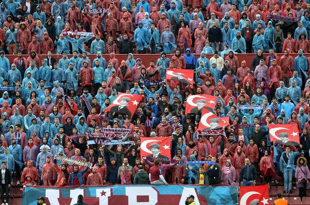 Trabzonspor, Hüseyin Avni Aker Stadı'na veda ediyor