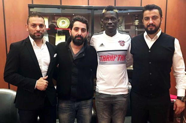 Gaziantepspor, Thiam Khaly'i transfer etti
