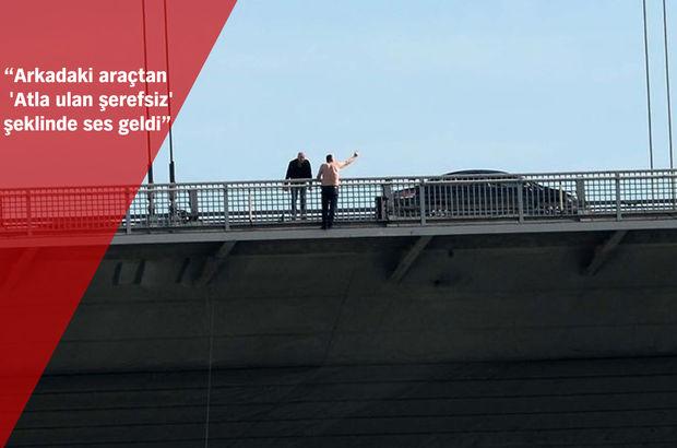 Köprüde intihar davasında müzakereci polis konuştu!