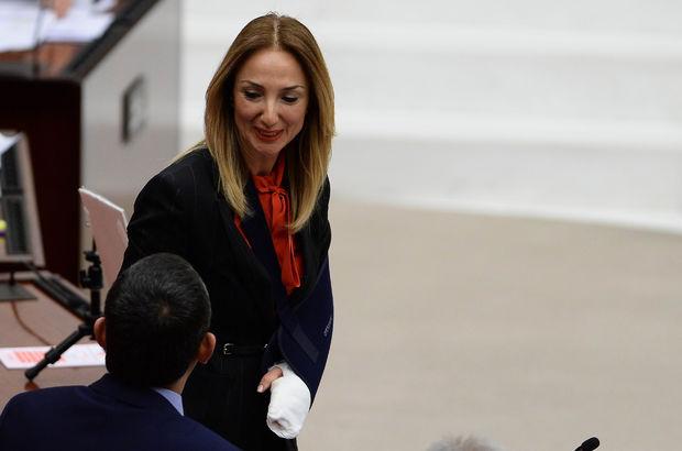 Aylin Nazlıaka'dan AK Parti'li vekillere suç duyurusu