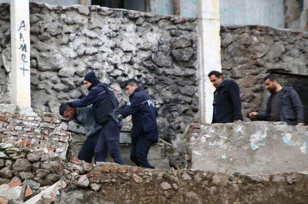 Ankara'da polis ateş açan 2 şüpheli kıskıvrak yakalandı