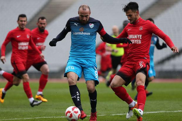 Ümraniyespor: 0 - Bursaspor: 1 | MAÇ SONUCU