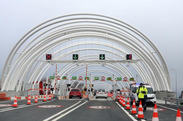 İşte, Avrasya Tüneli'nin 24 saat açık olacağı o tarih!