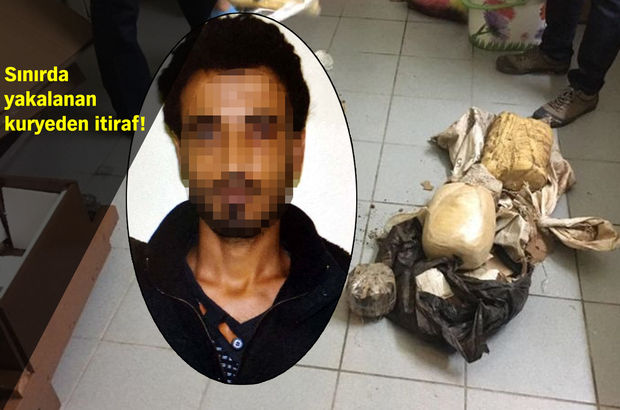 DEAŞ'ın kuryesi RDX patlayıcılarını Reina katliamcısına gönderecekti